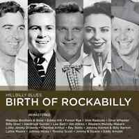 HILLBILLY BLUES: BIRTH OF ROCKABILLY CD ~ JOHNNY HORTON~HARDROCK GUNTER ++ *NEW*