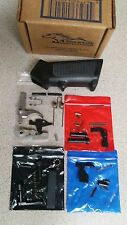 Anderson Lower Parts Kit Stainless Trigger and Hammer Brown Box