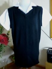 New Look  - Girls black jumper / under blouse  - age 14 - 15 yrs - new with tags
