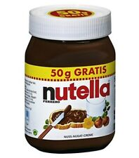 Nutella Classic Originalgeschmack 500 gramm alte Rezeptur MHD:06/18