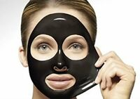 Charcoal Blackhead Remover Peel Off Facial Deep Nose Cleaning Black Face Mask 6g
