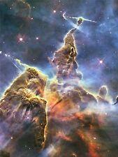 ART PRINT POSTER SPACE STARS NEBULA GALAXY UNIVERSE HUBBLE COSMOS NOFL0425