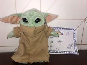 BNWT -  Build a Bear Disney Star Wars Mandalorian The Child Baby Yoda