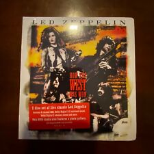 LED ZEPPELIN How The West Was Won DVD-Audio 5.1 Surround Mix OOP SEALED!!! 2DVD