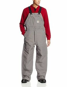 New $265 Big&Tall CARHARTT Flame Resistant Duck Bib Overalls Insulated Jumpsuit