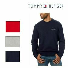 Tommy Hilfiger Men's Crew Neck Sweatshirt Pullover