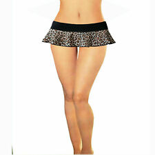 Ladies girls party sexy skirt 6 inch 15 cms micro mini skater skirt size 6 to 20