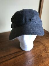 NEW LEVIS Newsboy Hat Cabbie Cap Logo Patch  NEW with tags wool blend one size