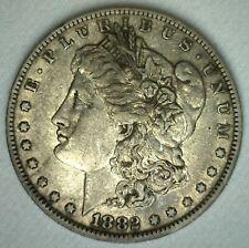 1882 O Morgan Silver Dollar Circulated Coin New Orleans Minted $1 US Coin VF
