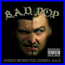 POPEK MONSTER DANIEL B.A.D. / B.A.D POP /CD/