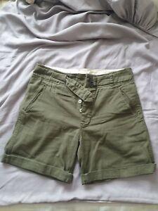 Ww2 Repro German Dak Shorts