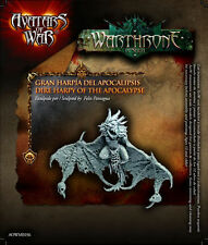 Avatars of War: Dire Harpy of the Apocalypse - AOW56 - Character Chaos