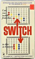 1966 Switch Game by Kohner Bros - 100% Complete