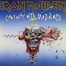 """IRON MAIDEN - CAN I PLAY WITH MADNESS - 7"""" VINYL NEW SEALED 2014"""