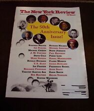 The New York Review of Books November 7 2013 ANNIVERSARY ISSUE