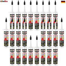 Bitumenkleber 24 x 310 ml Dichtstoff Dachdicht Bitumen Dichtmasse Schindelkleber