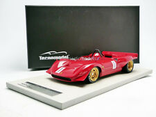 Tecnomodel Ferrari 212 E Winner Winner Rossfeld 1969 Shetty #1  1/18 LE of 125
