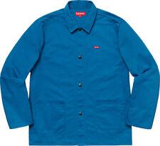 Supreme Shop Jacket Royal Brand New Size M Medium Deadstock Blue S/S 2019