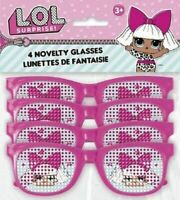 LOL Surprise Glasses Party Bag Fillers Favors Loot Girls