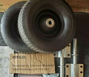 KOHLER Universal Wheel Kit 25 755 46-S