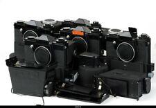 5x Camera  Praktica SR STASI  Big Set