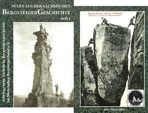Mitteilungsblatt der AG Sächsische (Schweiz) Bergsteigergeschichte im SBB Heft 1