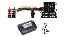 para CITROEN JUMPER 2 2014 - Coche Radio Adaptador + volante Conector del cable