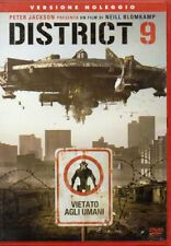DISTRICT 9 - DVD (USATO EX RENTAL)