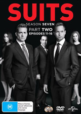 Suits : Season 7 : Part 2 (DVD, 2-Disc Set) NEW