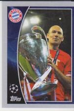 Topps sticker UEFA Champions League 2015/16 #613 FC Bayern Munchen Arjen Robben