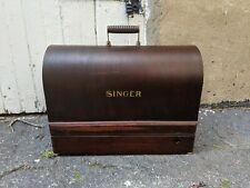 Singer 99 99K Wood Bentwood Case ONLY