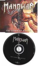 CD--MANOWAR--THE DAWN OF BATTLE EP