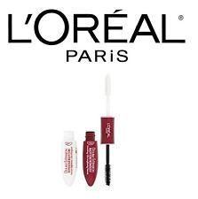 New L'Oreal Paris Eyelashes Mascara Black Double Extend Beauty Tubes Cosmetics