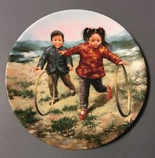 Bradex Plate No 10-P8-1.4 Artists Of The World 1987 Made In Taiwan