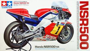 Tamiya 14121 1/12 Motorcycle Honda NSR500 '84 Model Kit
