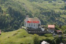 PHOTO  SWITZERLAND 2006 WASSEN CHURCH view 2