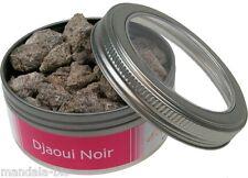 Incienso DJAOUI NEGRO Grano y Polvo - Caja de 100 Gramos