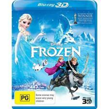 3D Edition Movie Blu-ray Discs