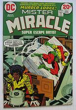Mr. Miracle #17 (DC 1/74) VF 'Murder Lodge' J.Kirby-story/art Nice!