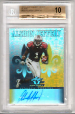 Alshon Jeffery 2012 Leaf Valiant #/5 Rookie Autograph AUTO RC POP1 BGS 10 EAGLES