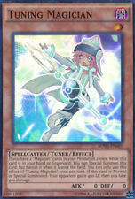 Tuning Magician - BOSH-EN001 - Super Rare - Unlimited Edition x3 - Near Mint