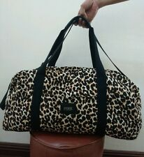 Victoria Secret PINK LEOPARD Duffle Traveling bag