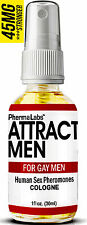The Secret to ATTRACT GAY MEN SCENTED SEX PHEROMONES MAN COLOGNE 1oz #45