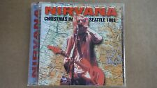 "Nirvana ""Christmas In Seattle 1988"" Pro Sourced Cdr-Brand New/Never Used"