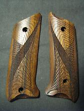Ruger Mark Mk II ONLY Fine English Walnut SpiderWeb Pistol Grips - Beautiful NEW
