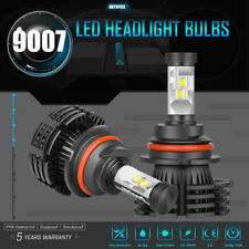 2pcs 9007 HB5 1300W 195000LM CREE LED Headlight Kit High Power Head Bulbs 6500K