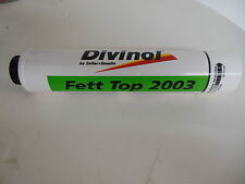Divinol Fett Top 2003 / 400g Kartusche Lube Shuttle / teilsynth . Abschmierfett