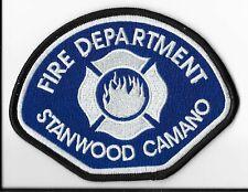 Stanwood Camano Fire Department, Washington Shoulder Patch