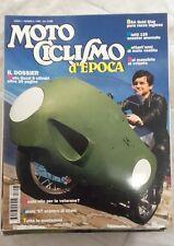 MOTOCICLISMO D'EPOCA ANNO 1 NUMERO 6 ANNO 1995