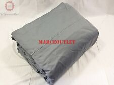 Charter Club Allure 600 Thread Count QUEEN EXTRA DEEP Sheet Set Graphite